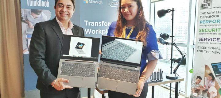 Lenovo ThinkBook 14 and 15 come with 10th Gen Intel processors from RM3,439