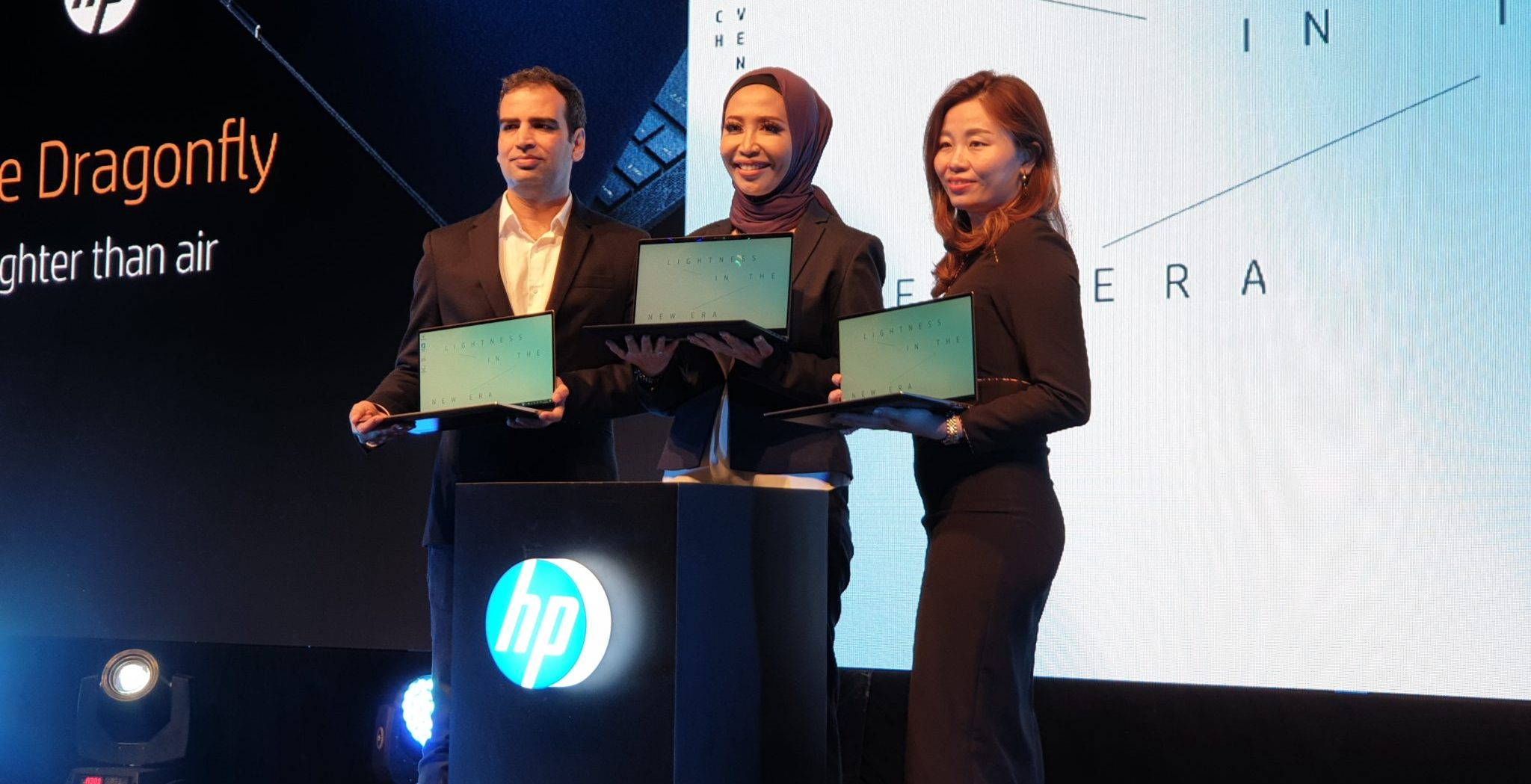 HP Elite Dragonfly and Spectre x360