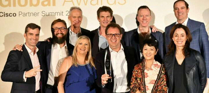 NTT Ltd snags two global awards at Cisco Partner Summit 2019