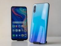 The only thing small about the new Huawei Y9 series phones are their price tags