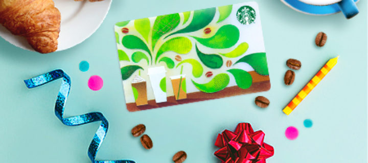 Redeem a Starbucks Gift Card with your Samsung Rewards Points