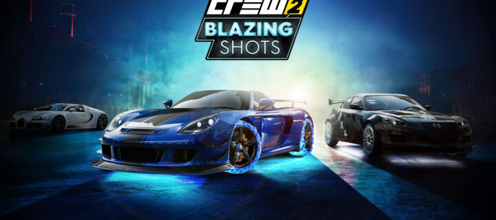 Blazing Shots update for the Crew 2 now live and ready to drive