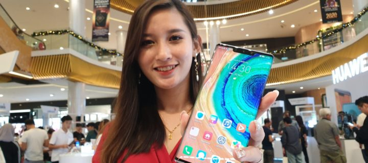 Get a Huawei Mate30 for free with Celcom Mobile Platinum Plus postpaid plan signup and more