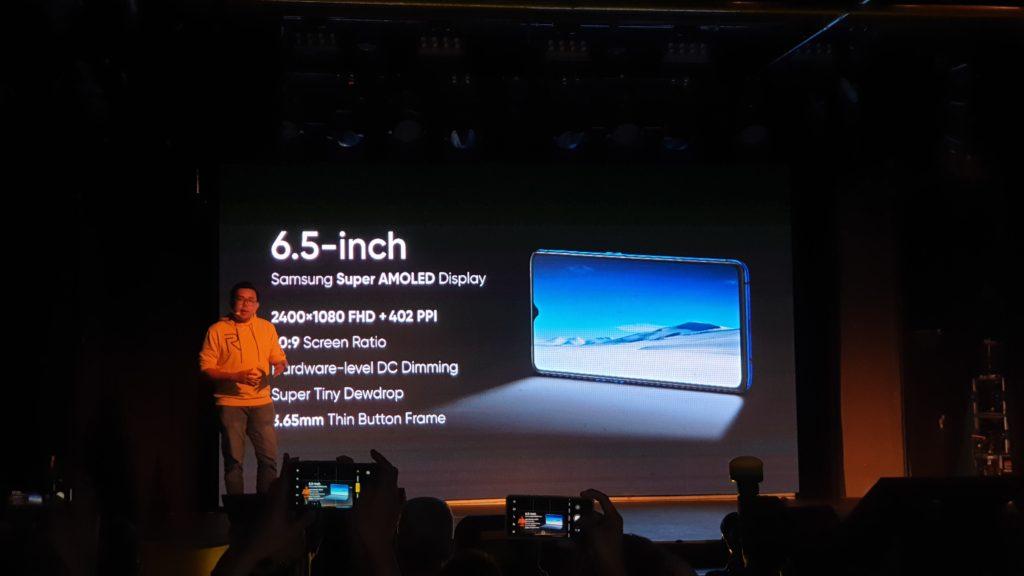 Realme x2 pro display
