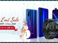 HONOR 20 going for just RM1,199 and more in crazy year end sale