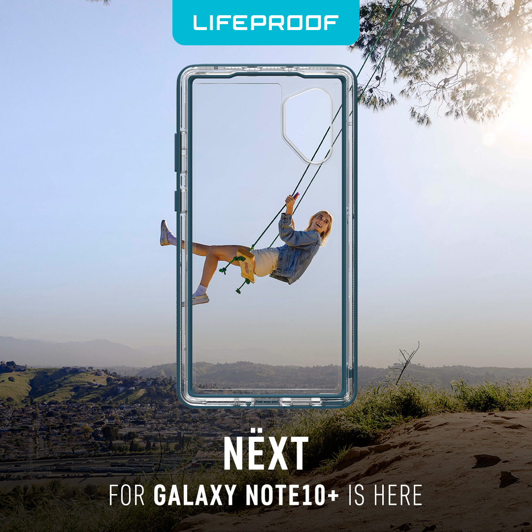 LifeProof NEXT note10 plus