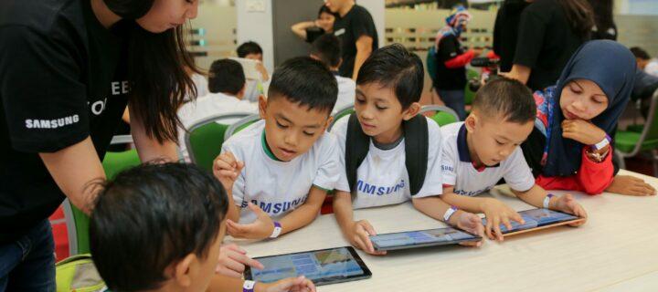 Samsung B40 Children's Outreach Programme raises awareness on STEM Education