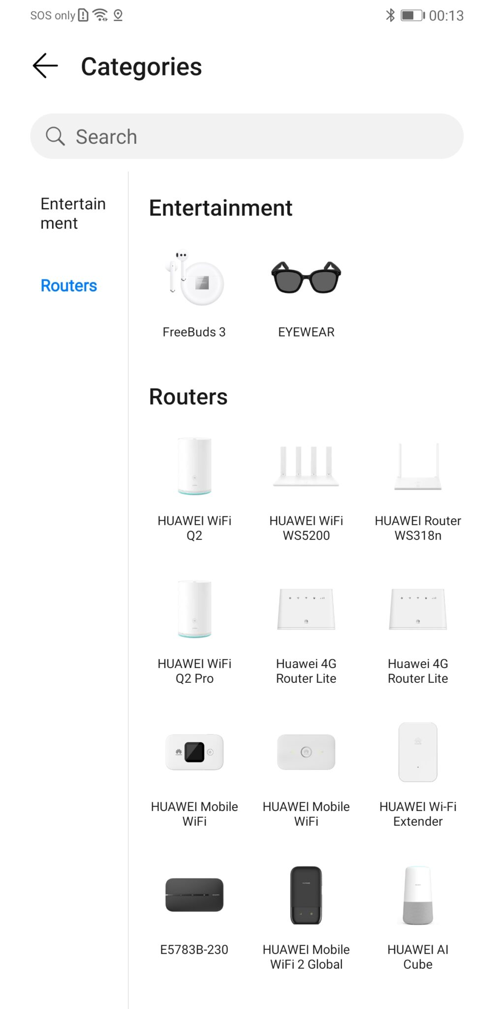 Huawei FreeBuds 3 AI Life app