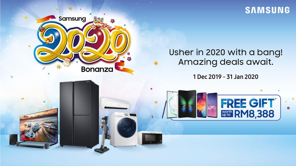Samsung 2020 Bonanza