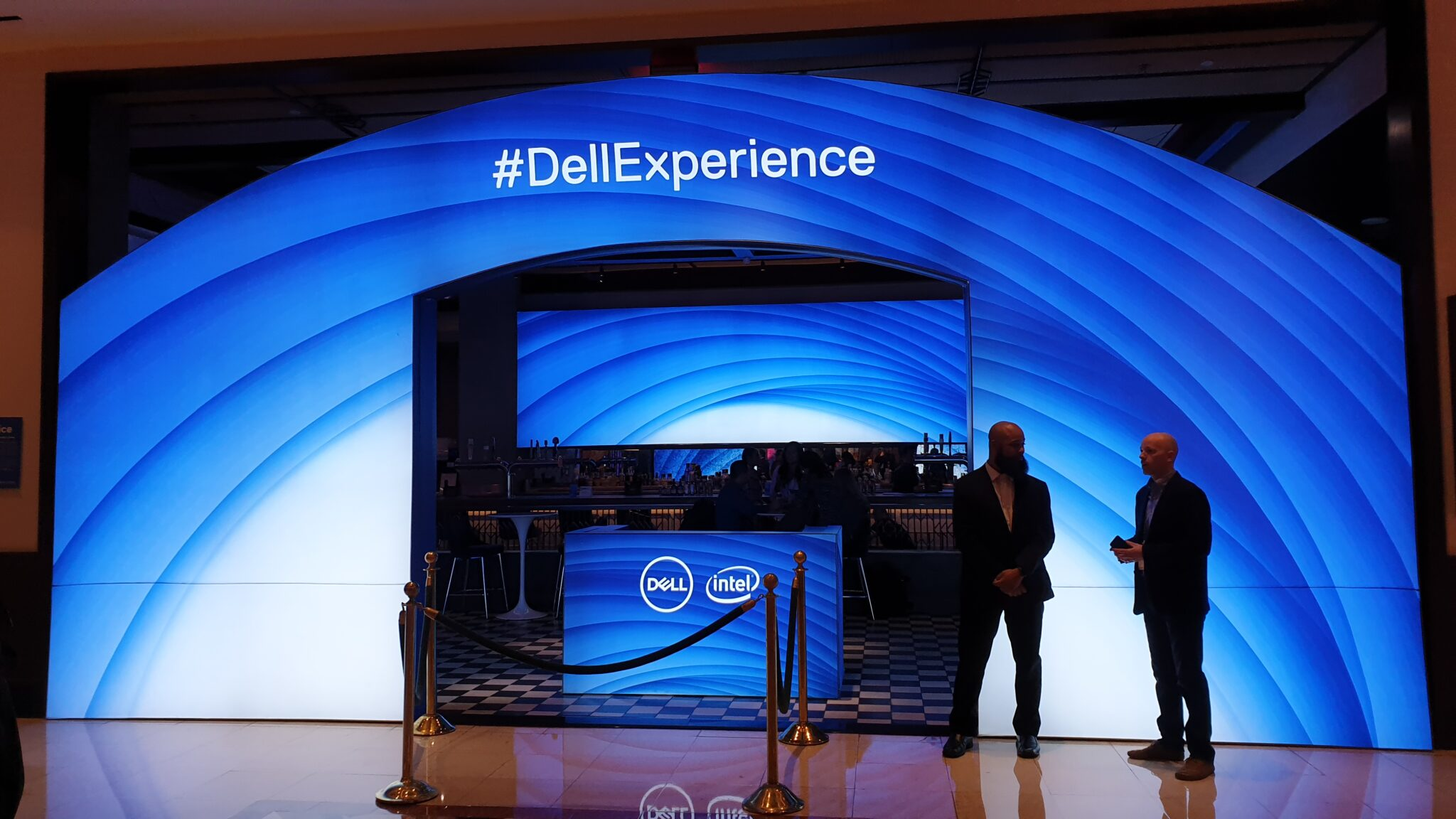 Dell experience