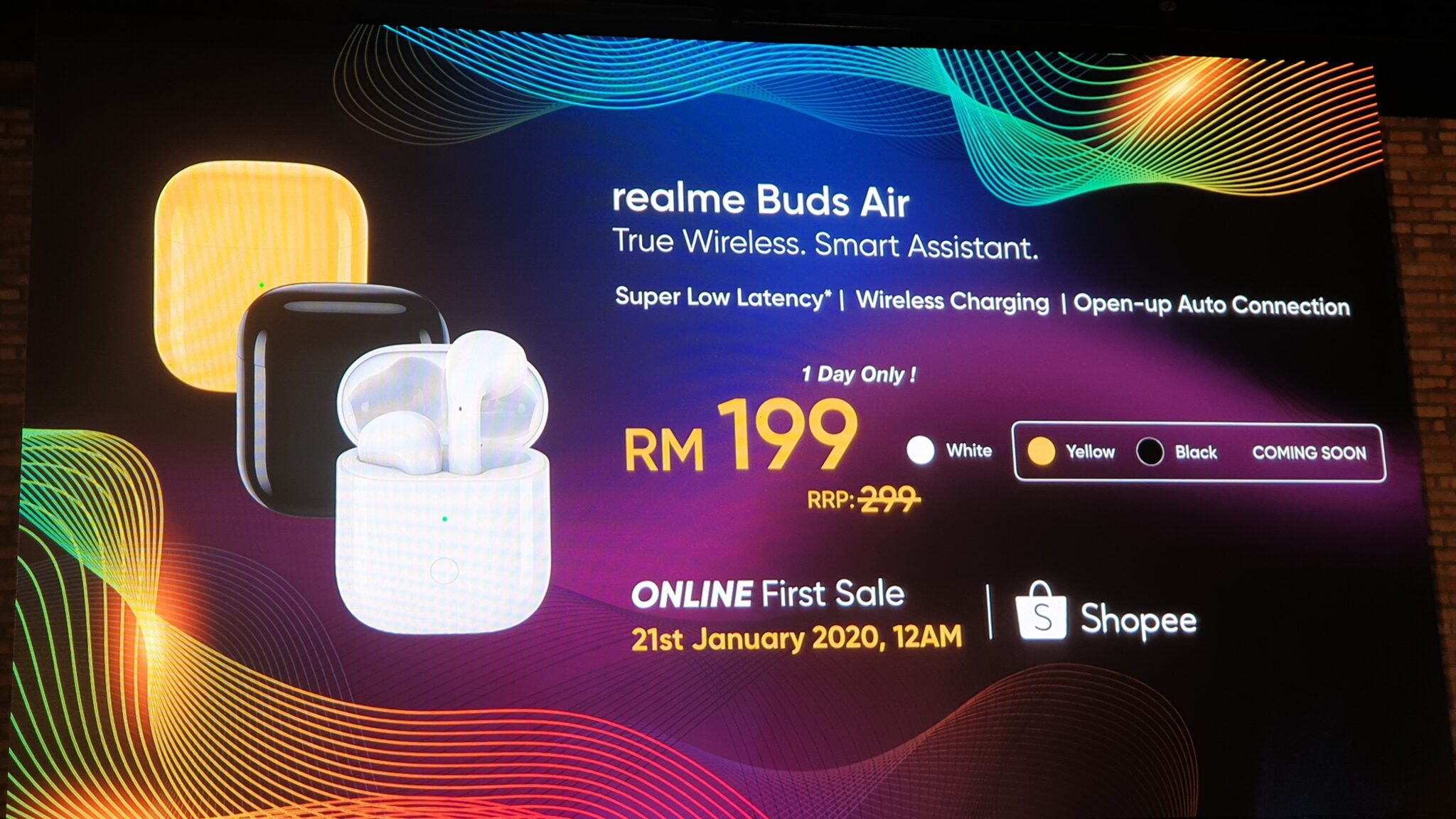 Realme air buds price
