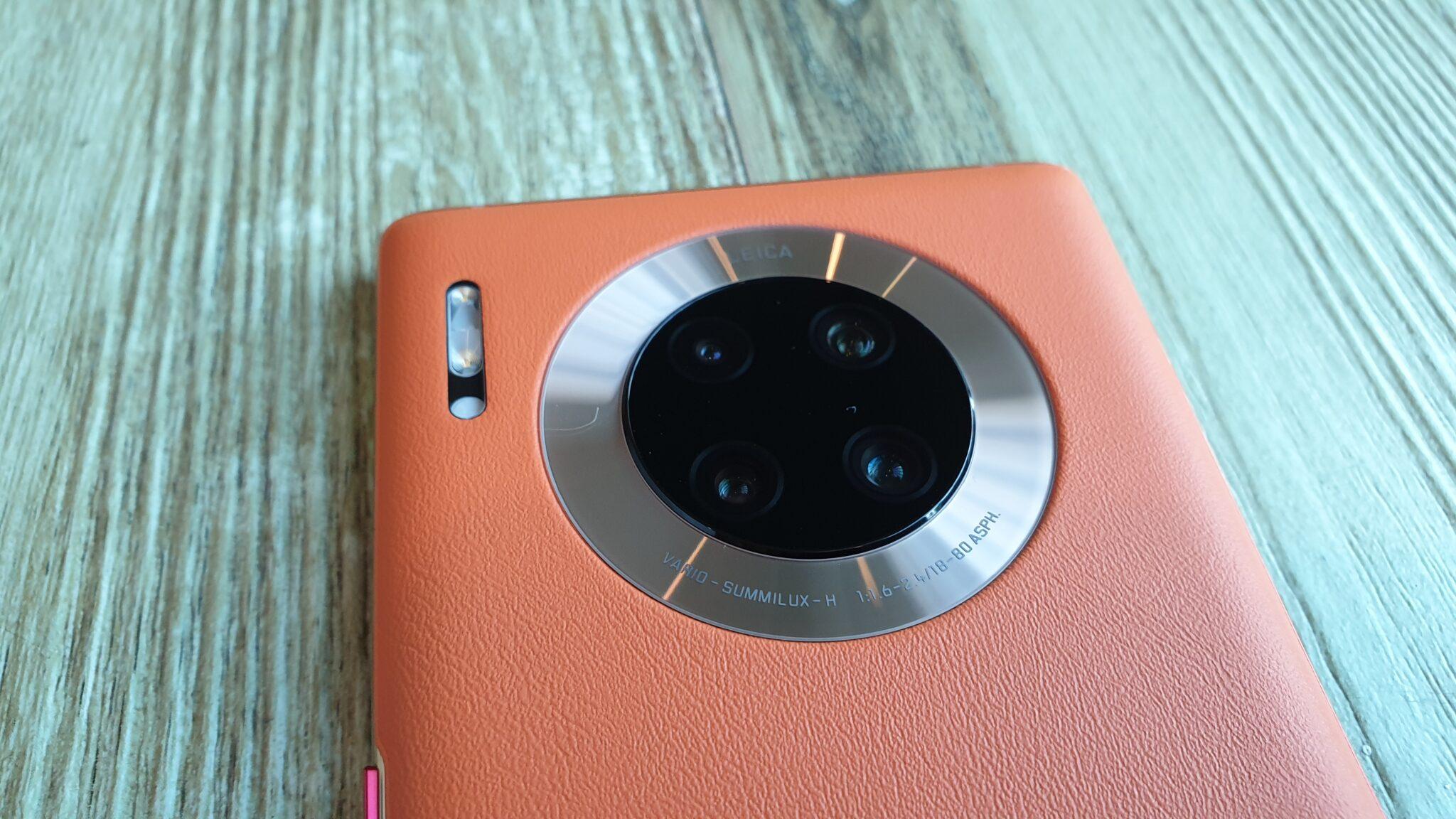 Mate30 Pro 5G rear camera