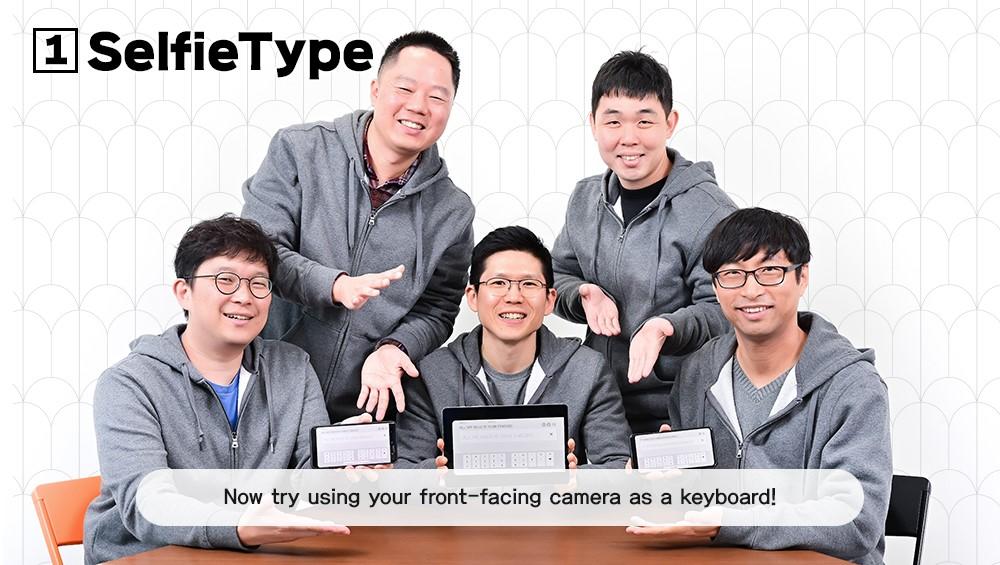 SelfieType team