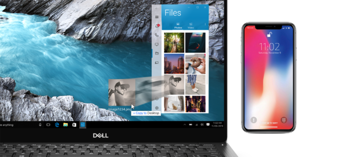 Dell Mobile Connect app update now lets your iPhone pair up with your Dell PC