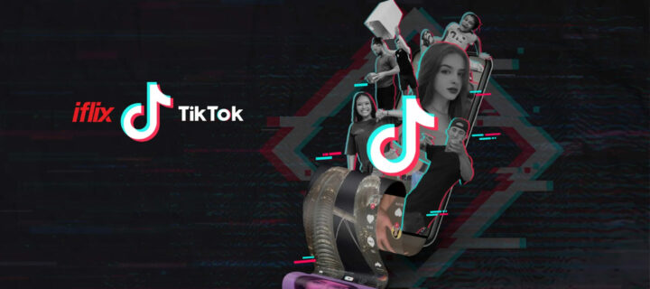 TikTok teams up with iflix to offer up iflix Snacks free videos