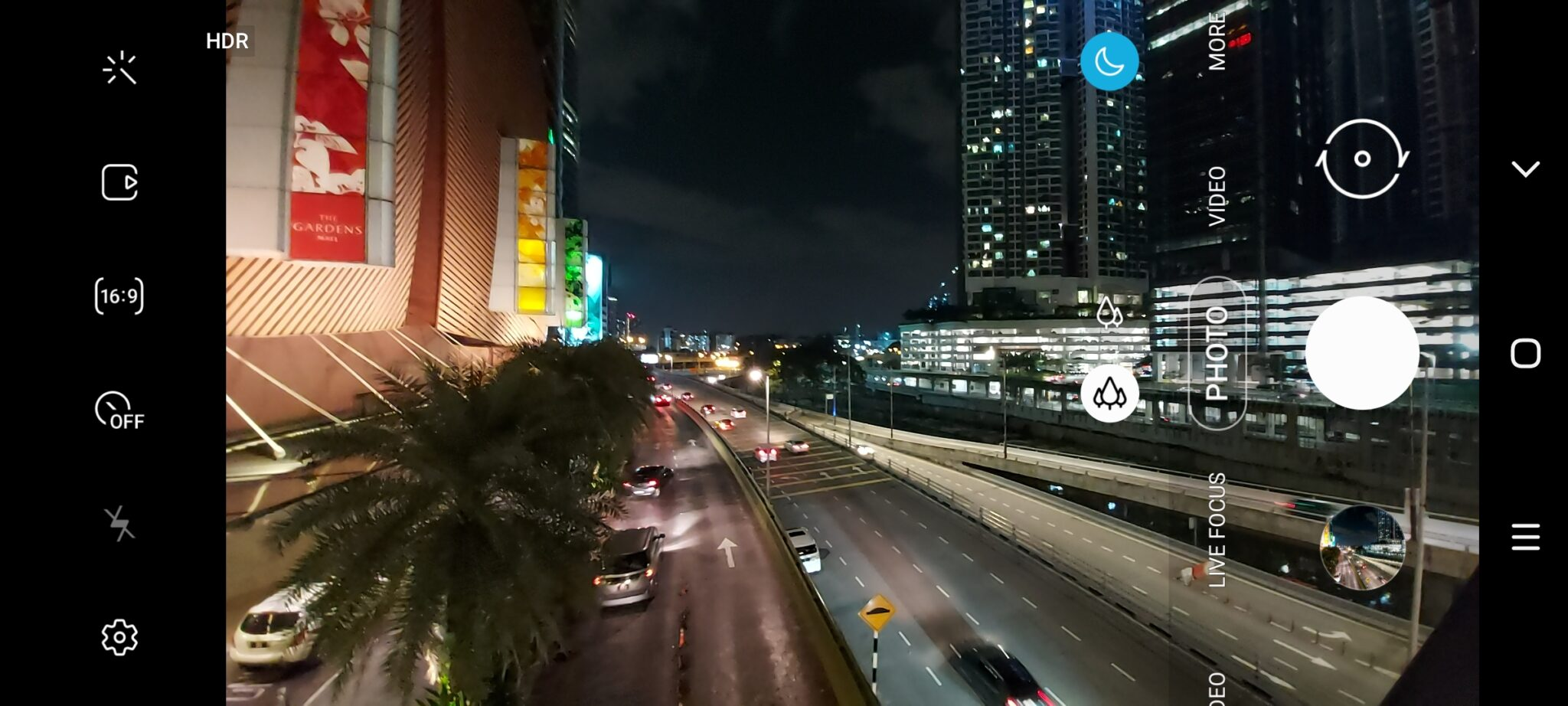 Galaxy S10 Lite camera UI
