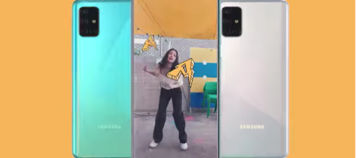 The new Galaxy A series are so awesome that BLACKPINK made #danceawesome moves for it. Learn them here…