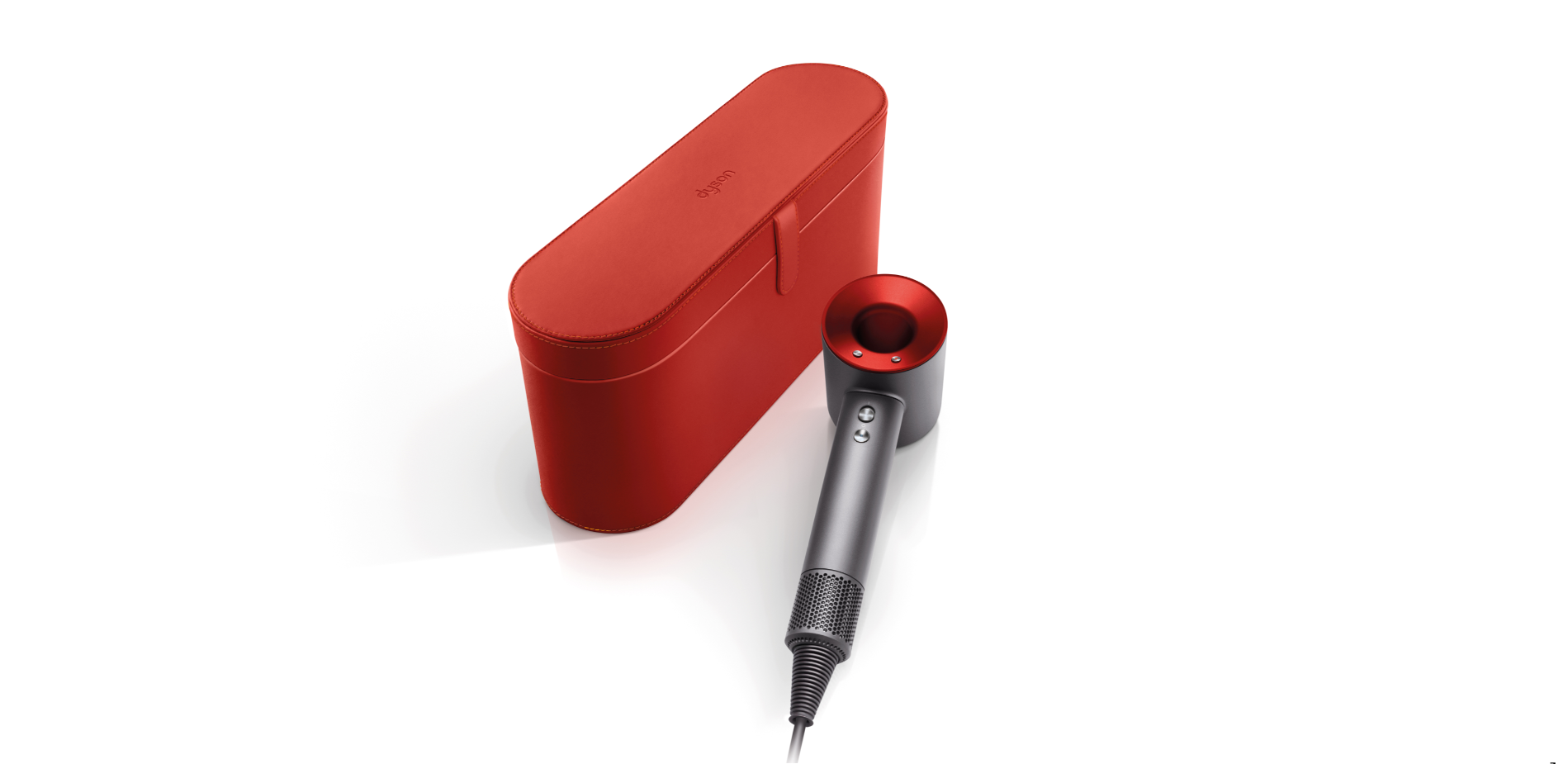 Dyson supersonic in red