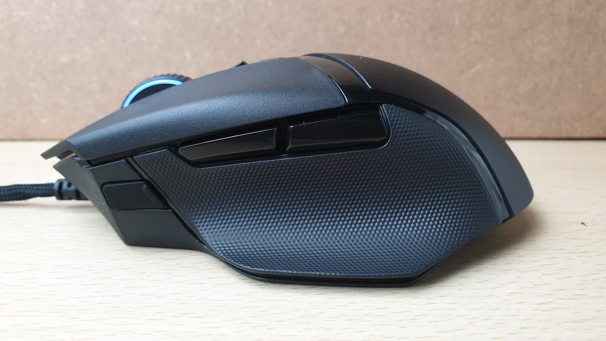 Razer Basilisk V2 side profile
