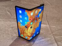 Huawei Mate Xs foldable smartphone with revamped hinge and huge 8-inch display makes global debut in Barcelona