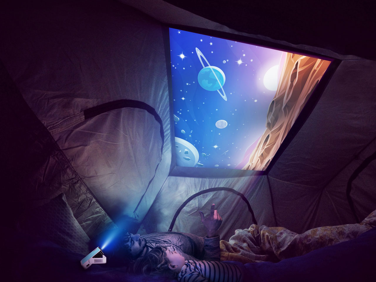 Viewsonic LED projector dream