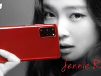 Samsung Galaxy S20+ and Galaxy Buds+ now comes in awesome shade of Jennie Red