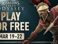 Stuck at home? Assassin's Creed Odyssey is free this weekend