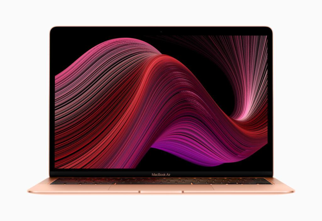 MacBook Air front