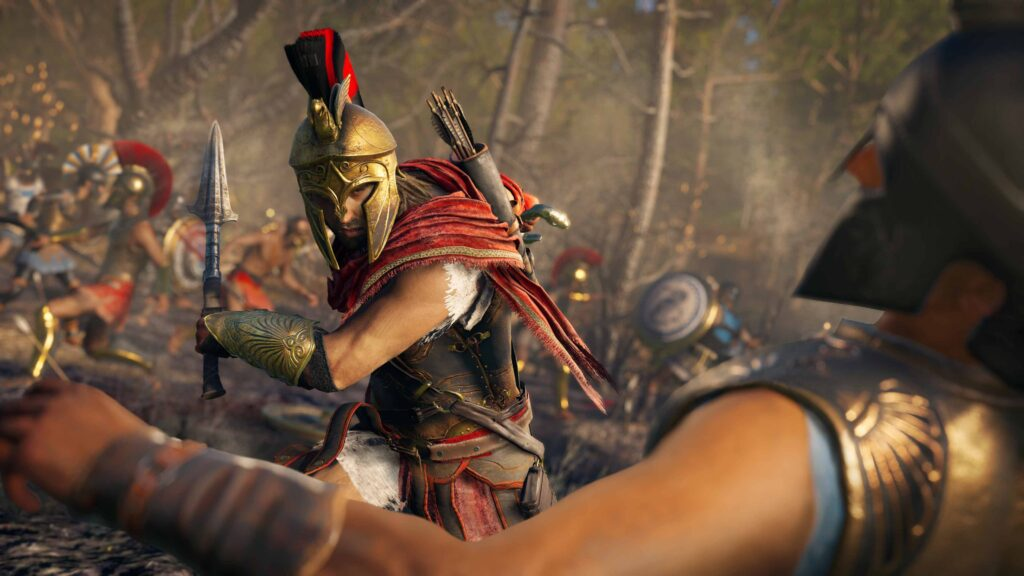 Assassins Creed Odyssey free weekend 1