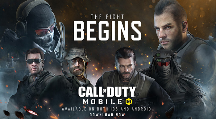 call of duty mobile free game