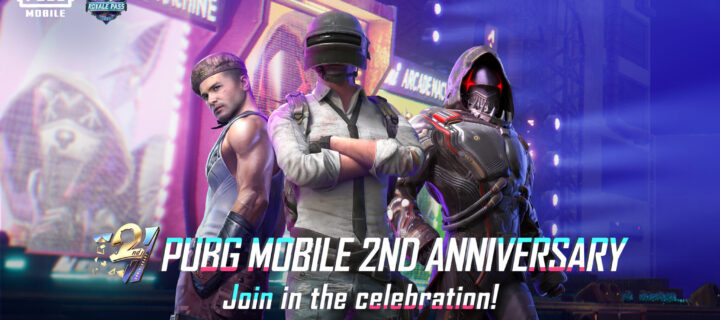 PUBG Mobile Season 12 is here with a ton of 2nd anniversary goodies