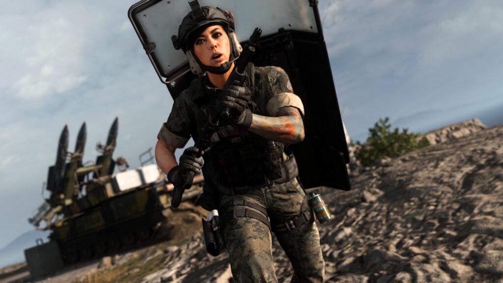 Free game modern warfare warzone