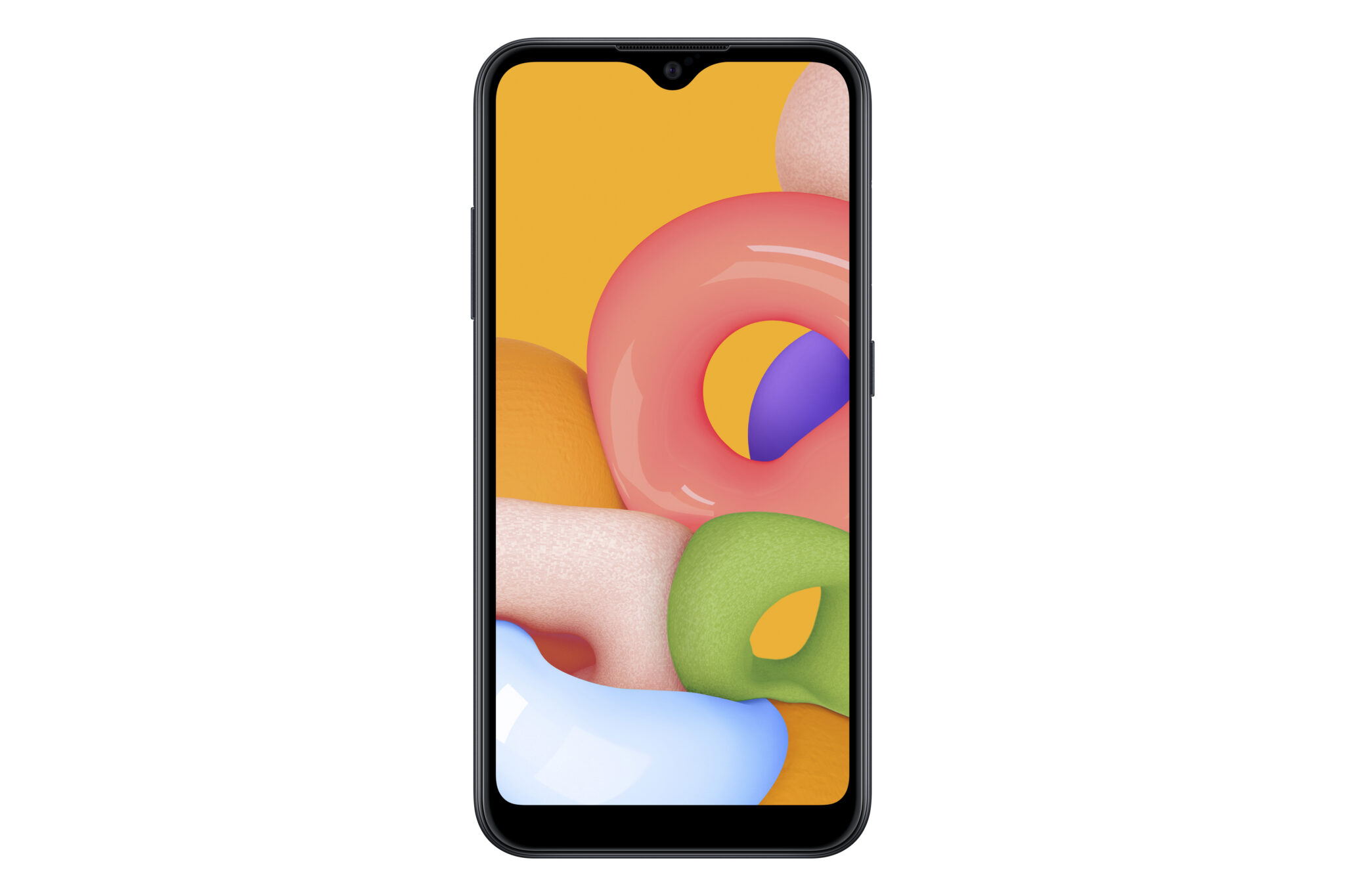 Galaxy A01 front