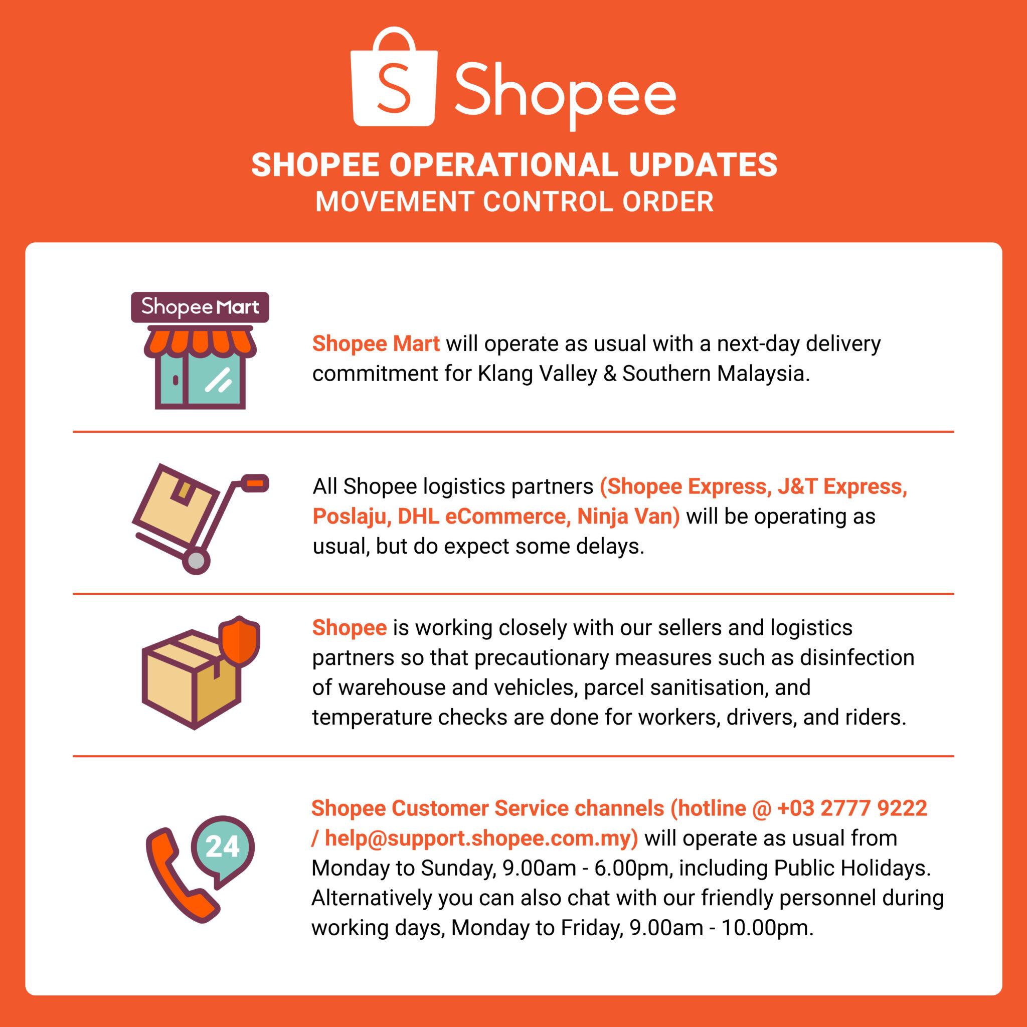 Shopee COVID-19