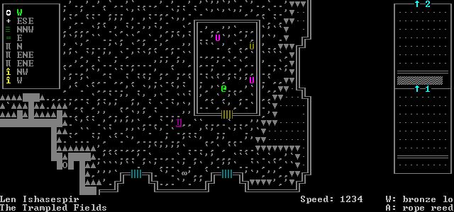 free game dwarf fortress