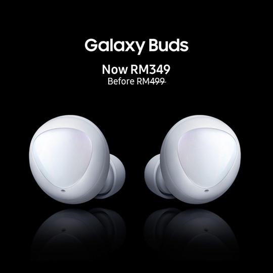 Samsung Galaxy Buds reprice