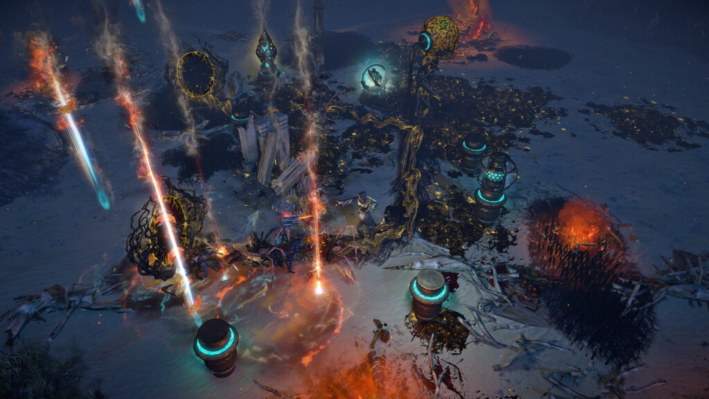 path of exile free game