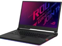Republic of Gamers reveals Strix SCAR 17 gaming laptop with 300Hz/3ms display and NVIDIA GeForce RTX 2080 graphics