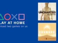 Sony is giving away 2 top tier games for Play At Home initiative