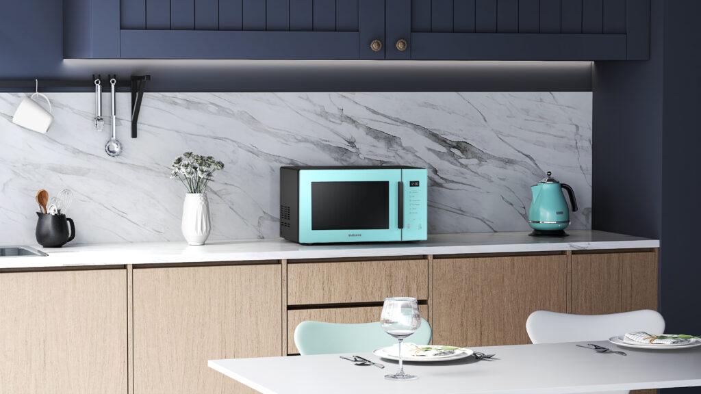 Samsung Colour series microwave