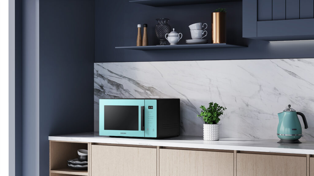 Samsung Colour series microwave