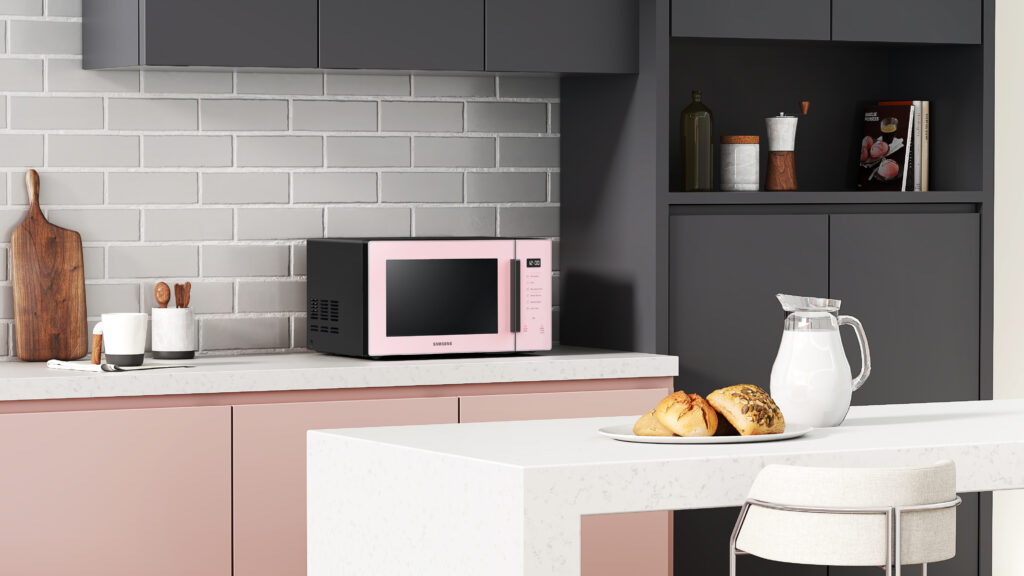 Samsung Colour series microwaves