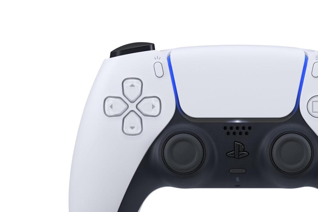 Sony PlayStation 5 DualSense loseup