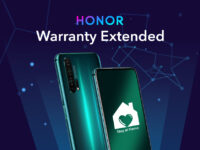 Honor extends warranty for all their gear for extra peace of mind