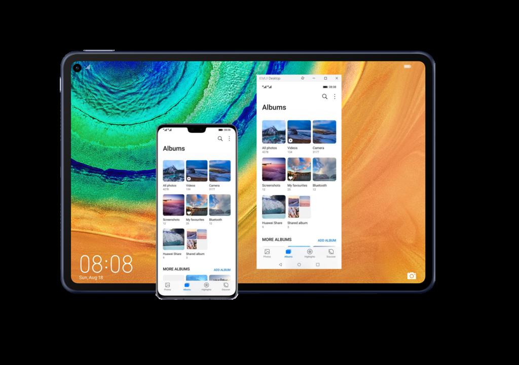 Huawei MatePad Pro share