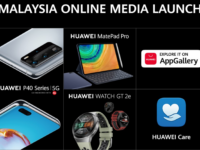 Watch the Huawei livestream for the P40 series, MatePad Pro and Watch GT 2e and win free swag!