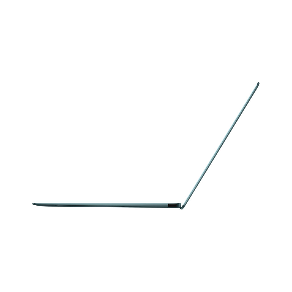 MateBook X Pro side angle
