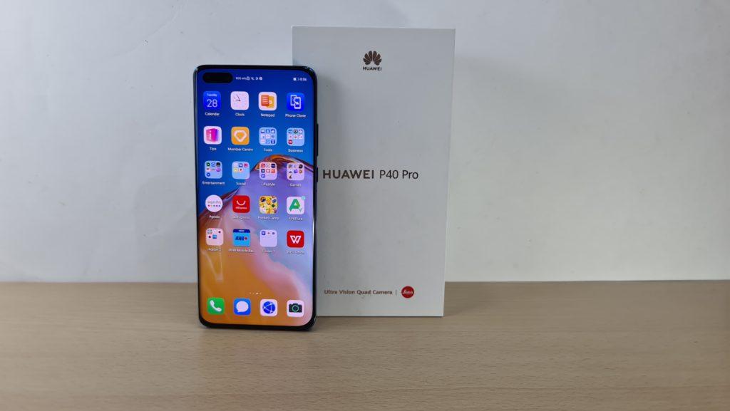 Huawei P40 Pro Box