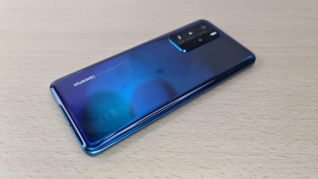 Huawei P40 Pro backplate