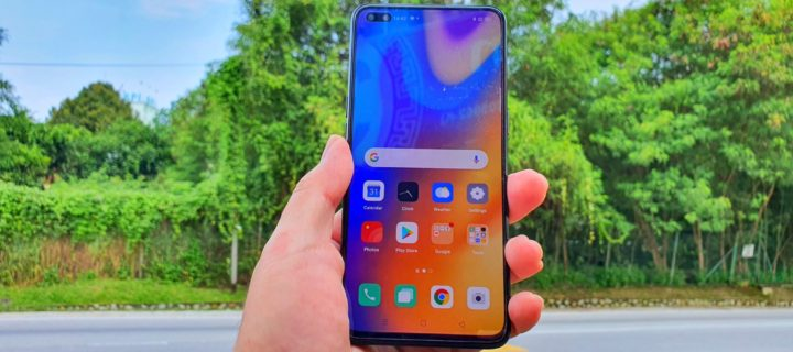 Redmi Note 9S review – Surfing On Cloud 9?